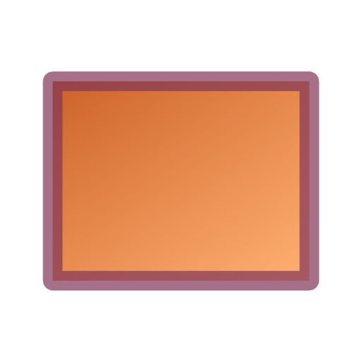 draw, rectangle icon