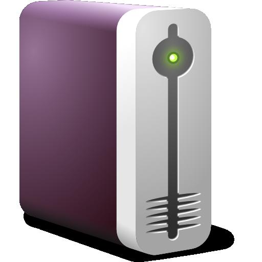 drive, harddisk, scsi icon