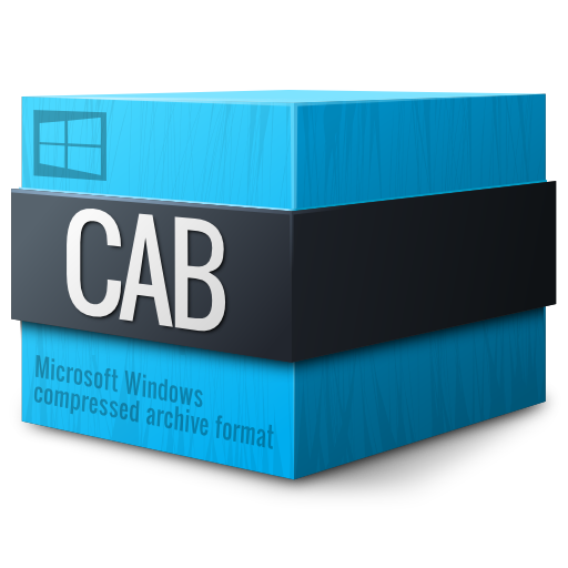 Cab, compressed, gnome, mime icon - Free download