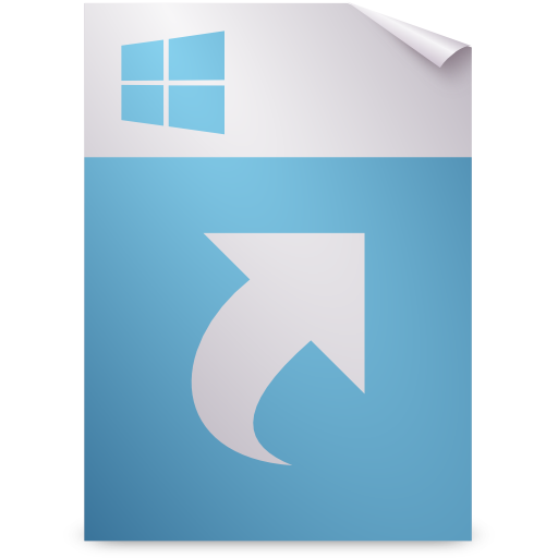 gnome, mime, ms, shortcut icon