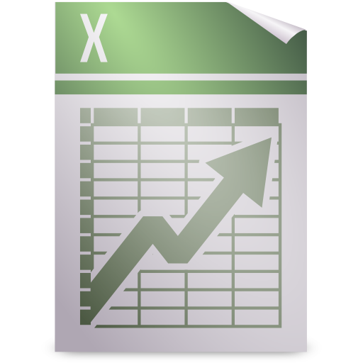 office, spreadsheet icon