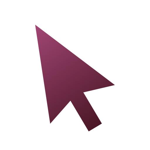pointer, tool icon