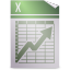 gnome, mime, opendocument spreadsheet icon