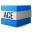ace, gnome, mime icon