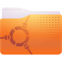 folder, remote, ssh icon