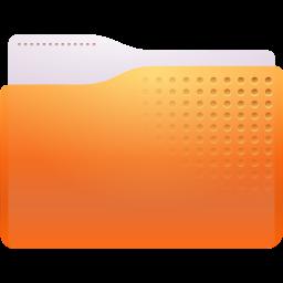 directory, inode icon