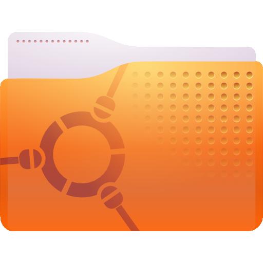 folder, remote icon