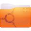 folder, nfs, remote icon