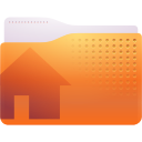 folder, home