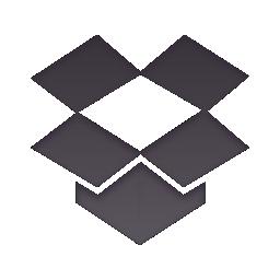 dropboxstatus, idle icon