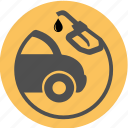 car, energy, fuel, handle, nozzle, oil, pump, station, transportation icon