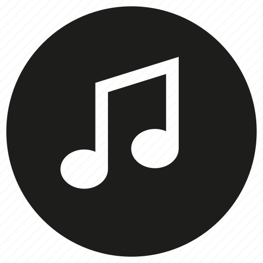 eight, music, musical, note, record, recording, studio icon