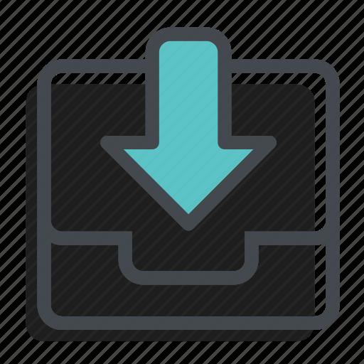 download, file, mp3, mp4, pdf icon