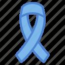 ribbon, awareness, signs, black, bow