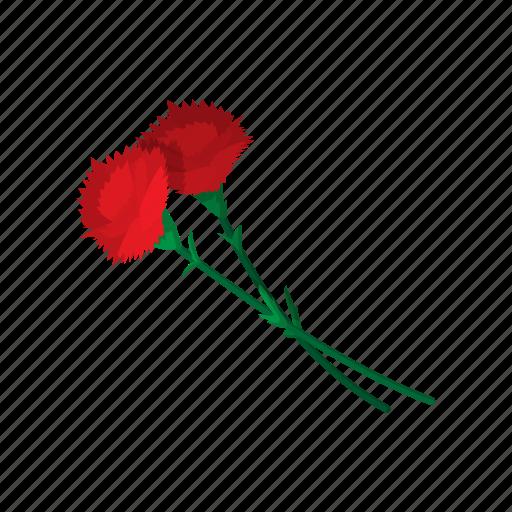 cartoon, decoration, flower, memorial, memory, ribbon, two icon