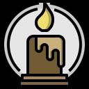 pray, candle, flame, prayer, burial, ritual, cultures