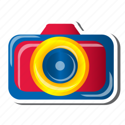 camera, image, multimedia, photo album, photography, photos, picture icon
