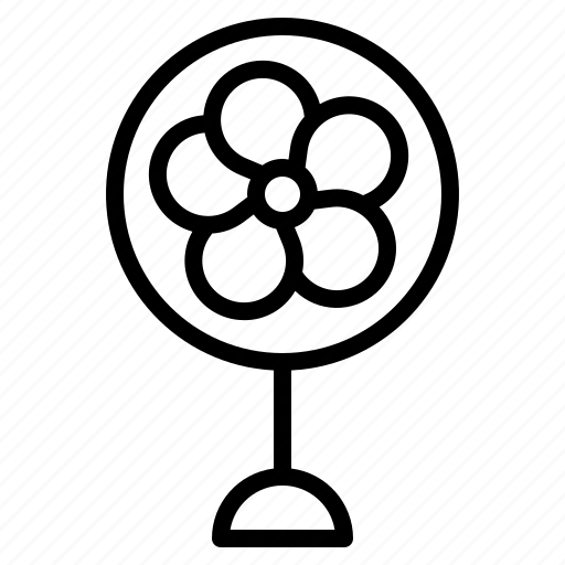 cool s, cooler, cooling, fans, table fan icon