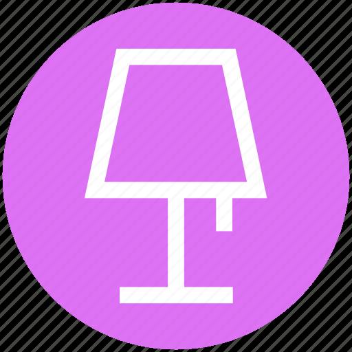 bulb, decoration, floor lamp, interior, lamp, table lamp icon