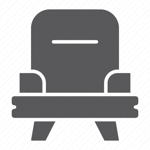 Armchair, chair, furniture, home, interior, modern icon - Download on Iconfinder