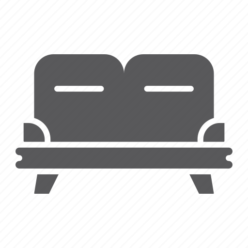 Comfortable, couch, furniture, home, interior, seat, sofa icon - Download on Iconfinder