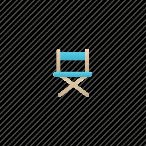 chair, furniture, modern, seat icon