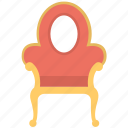 antique furniture, bedroom chair, chair, furniture, victoria chair icon