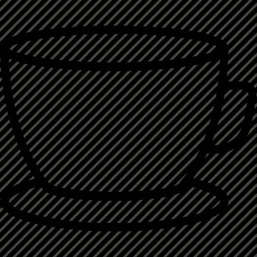 coffee, cup, drink, kitchen, kitchen set, tea cup icon