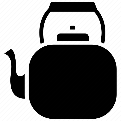 furniture, kitchen, poci, tea pot, teapot, teko icon