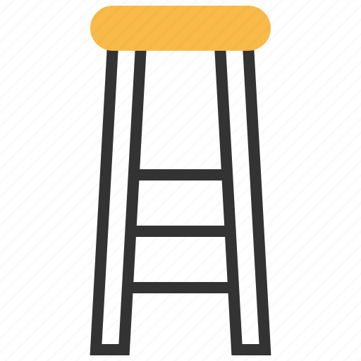chair, furniture, interior, seat, sofa icon