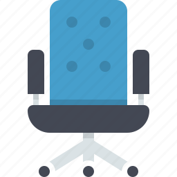 ceo, chair, furniture, interior, office, office chair, sitting icon