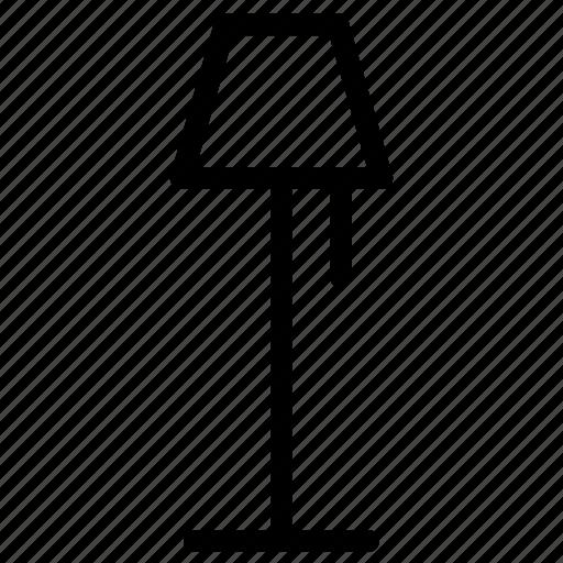 bulb, electric, furniture, interior, lamp, light, lightbulb icon