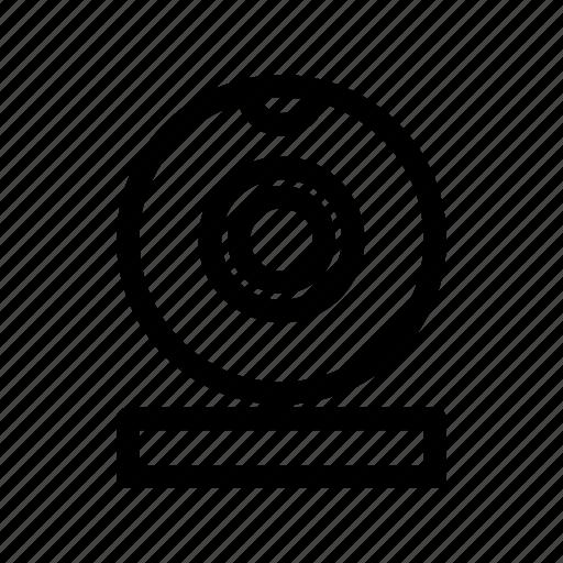 cam, camera, video, web, webcam icon