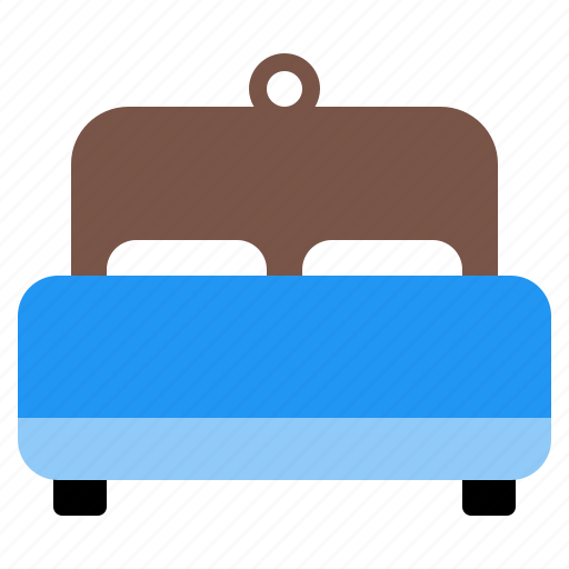 bed, furniture, household, room icon