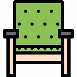 armchair, decor, furniture, home, interior, plumbing icon