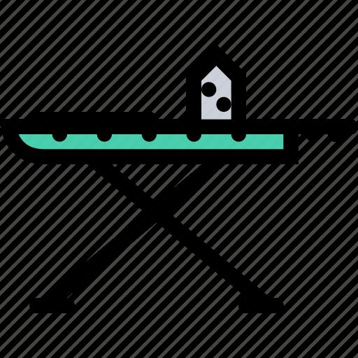 board, decor, furniture, home, interior, ironing, plumbing icon