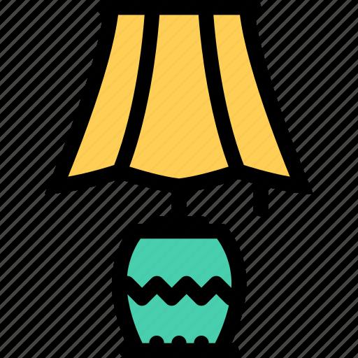 decor, furniture, home, interior, lamp, plumbing icon