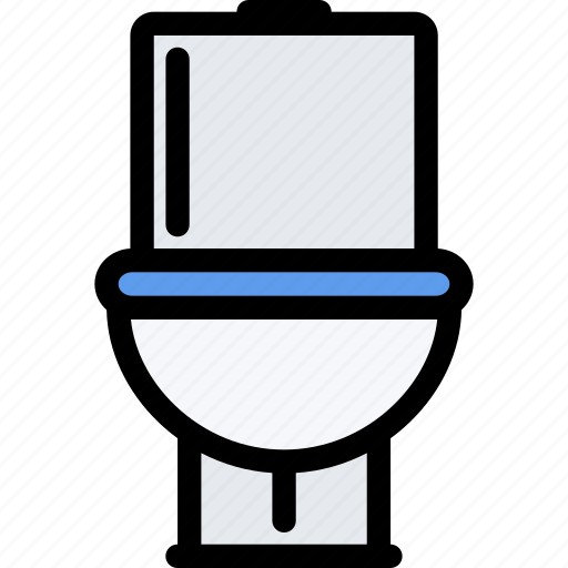decor, furniture, home, interior, plumbing, toilet icon