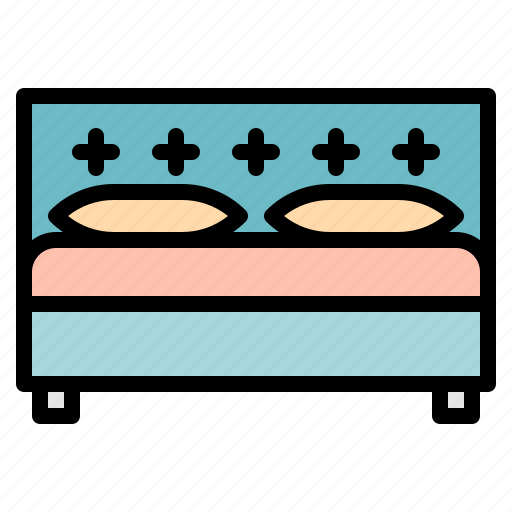 bed, family, furniture, house, sleep icon