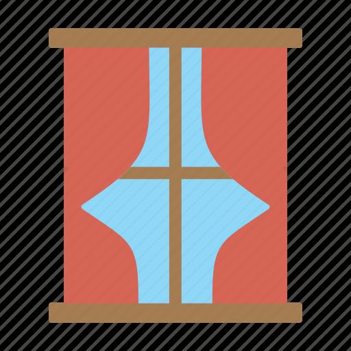 Furniture, interior, window icon - Download on Iconfinder