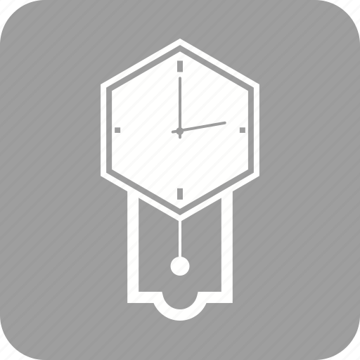 circle, classic, clock, minute, round, time, wall icon
