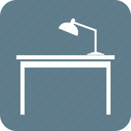 desk, laptop, notebook, office, table, wood, work icon