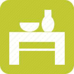 catering, decoration, dinner, easter, setting, table, wedding icon