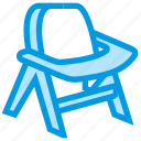 baby, chair, food, furniture, interior icon