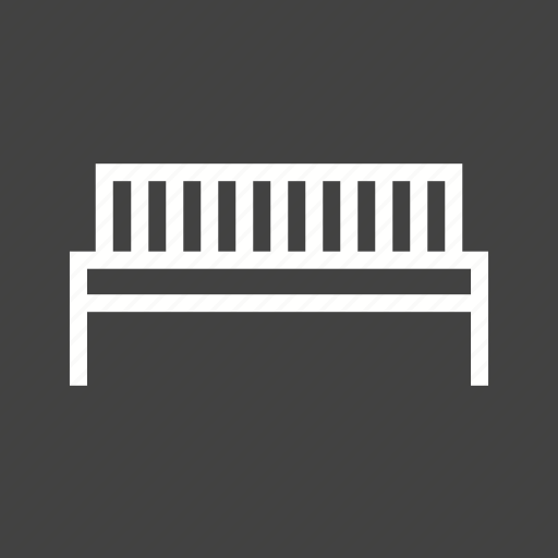 beautiful, bench, city, green, park, summer, work icon
