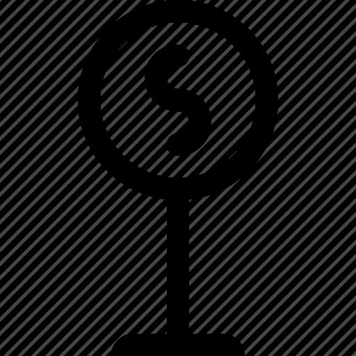 fan, furniture, house, interior icon