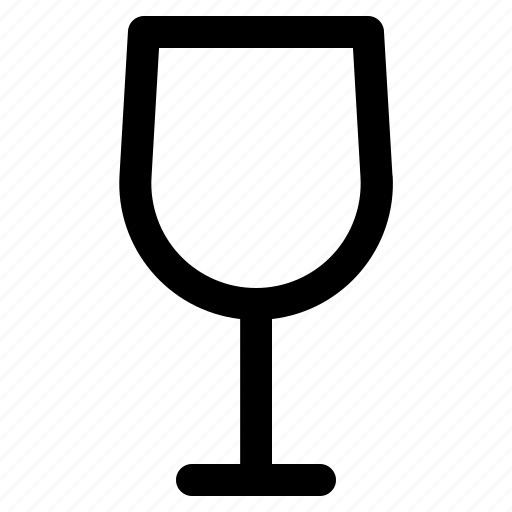 drink, furniture, glass, home icon