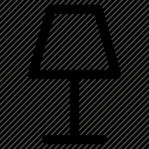 bulb, furniture, interior, lamp icon