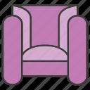davenport, divan, easychair, furniture, seat, settee, sofa icon