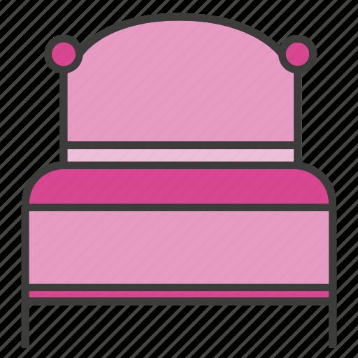 armchair, bed, davenport, easychair, settee, sofa icon